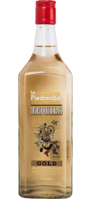 """Текила """"La Piedrecita"""" Gold, 0.7 л"""
