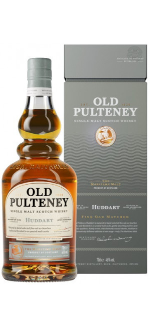 "Виски ""Old Pulteney"" Huddart, gift box, 0.7 л"