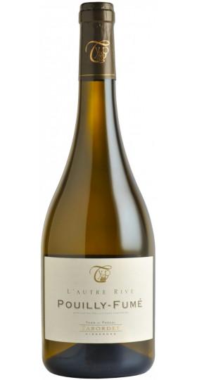 "Вино Domaine Tabordet, Pouilly-Fume ""l'Autre Rive"" AOC, 2018, 0.75 л"