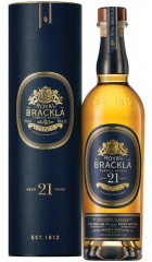 "Виски ""Royal Brackla"" 21 Years Old, in tube, 0.7 л"