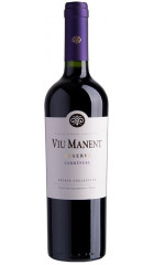 "Вино Viu Manent, ""Estate Collection"" Reserva Carmenere, 2018, 0.75 л"