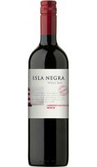 "Вино Isla Negra, ""West Bay"" Cabernet Sauvignon-Merlot, 2018, 187 мл"