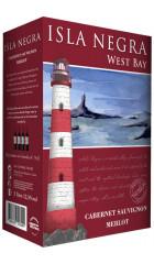 "Вино Isla Negra, ""West Bay"" Cabernet Sauvignon-Merlot, 2017, 3 л"