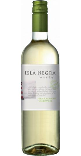 "Вино Isla Negra, ""West Bay"" Sauvignon Blanc-Chardonnay, 2018, 0.75 л"
