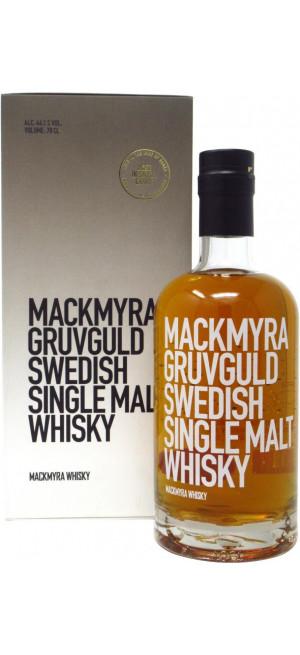 "Виски ""Mackmyra"" Gruvguld, gift box, 0.7 л"
