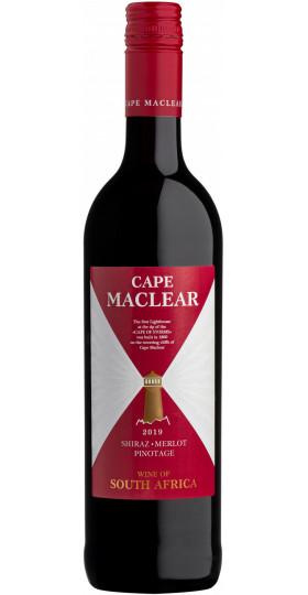 "Вино ""Cape Maclear"" Shiraz-Merlot-Pinotage, 2019, 0.75 л"