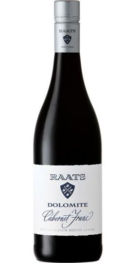 """Вино Raats, """"Dolomite"""" Cabernet Franc, 2017, 0.75 л"""