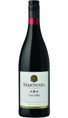"Вино Simonsig, ""The GSM"" (Grenache-Shiraz-Mourvedre), 2017, 0.75 л"