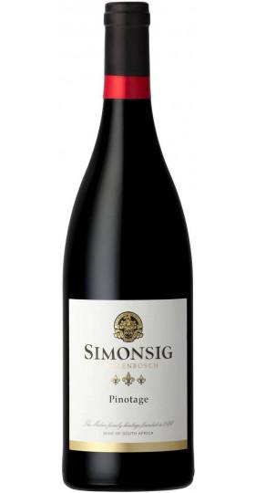 Вино Simonsig, Pinotage, 2017, 0.75 л