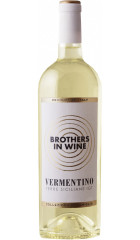 "Вино ""Brothers in Wine"" Vermentino Terre Siciliane IGT, 0.75 л"