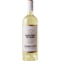 "Вино ""Brothers in Wine"" Vermentino Terre Siciliane IGT, 0.75 л"