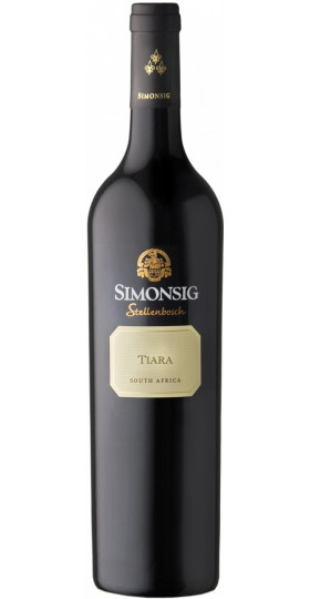 "Вино Simonsig, ""Tiara"", 2016, 0.75 л"