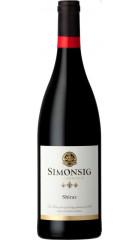 Вино Simonsig, Shiraz, 2017, 0.75 л