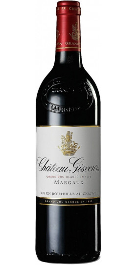 Вино Chateau Giscours, Margaux AOC 3-me Grand Cru, 2013, 0.75 л