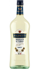 "Вермут ""Filipetti"" Bianco Vermouth, 1 л"