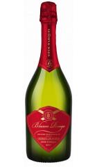 """Игристое вино Sieur d'Arques, """"Blason Rouge"""" Cremant Brut, Limoux AOC, 0.75 л"""