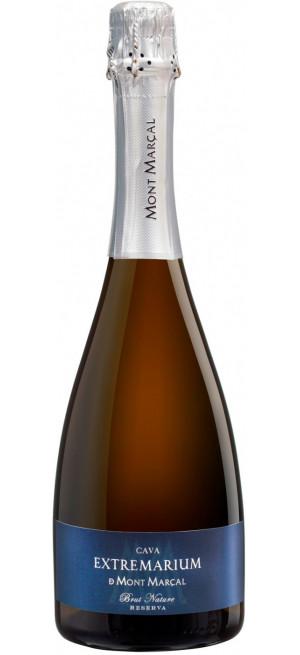"Игристое вино Mont Marcal, ""Extremarium"" Cava Brut Nature Reserva, 0.75 л"