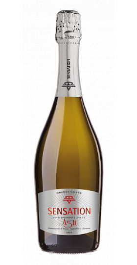 "Вино ""Sensation"" Asti DOCG, 0.75 л"