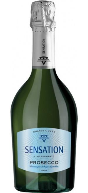 "Игристое вино ""Sensation"" Prosecco DOC, 0.75 л"