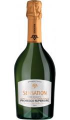 """Игристое вино """"Sensation"""" Prosecco di Conegliano Valdobbiadene Superiore DOCG, 0.75 л"""