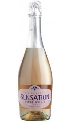 """Игристое вино """"Sensation"""" Pinot Grigio Rose, 0.75 л"""