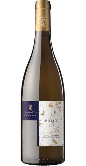"""Вино """"Kellerei Auer"""" Pinot Grigio, Alto Adige DOC, 2018, 0.75 л"""
