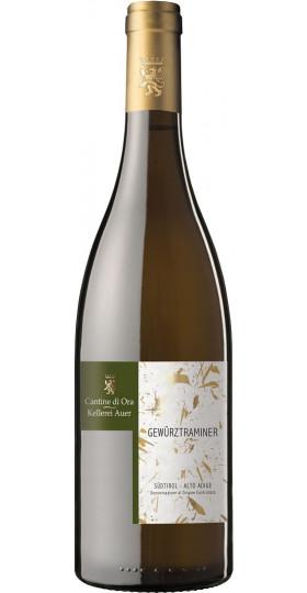 """Вино """"Kellerei Auer"""" Gewurztraminer, Alto Adige DOC, 2018, 0.75 л"""