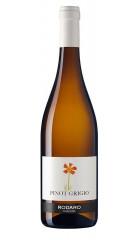 Вино Rodaro Paolo, Pinot Grigio, Colli Orientali del Friuli DOC, 2016, 0.75 л