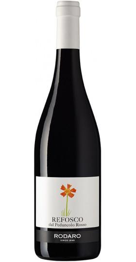 Вино Rodaro Paolo, Refosco dal Peduncolo Rosso, Colli Orientali del Friuli DOC, 2014, 0.75 л