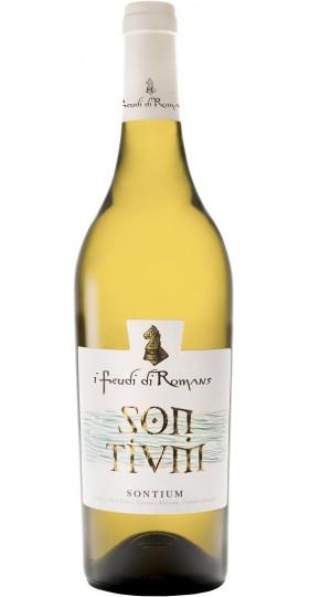 "Вино Lorenzon Enzo, ""I Feudi di Romans"" Sontium, Friuli-Venezia Giulia DOC, 2016, 0.75 л"