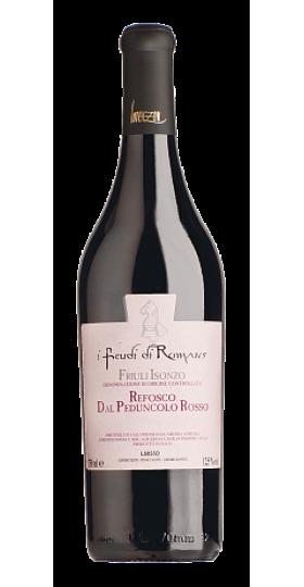 Вино Refosco dal Peduncolo Rosso, Friuli Isonzo, I Feudi di Romans, 2017, 0.75 л