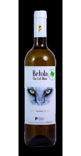 Вино Betola Cat Vine Chardonnay-Moscatel, 0.75 л