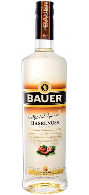 "Шнапс ""Bauer"" Haselnuss, 0.04 л"
