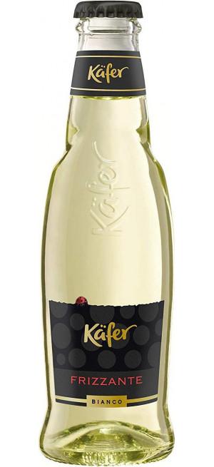 "Игристое вино ""Kafer"" Frizzante Bianco Secco, 200 мл"