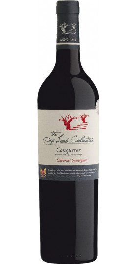 Вино The Dry Land Collection Conqueror Cabernet Sauvignon, 0.75 л