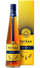 "Бренди ""Metaxa"" 5*, gift box, 0.7 л"