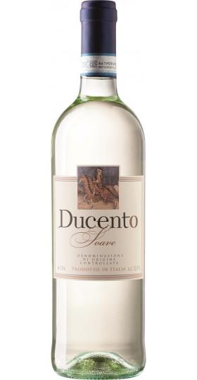 """Вино """"Ducento"""" Pinot Grigio delle Venezie IGT, 2017, 1.5 л"""