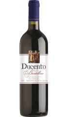 """Вино """"Ducento"""" Montepulciano d'Abruzzo DOC, 2018, 0.75 л"""