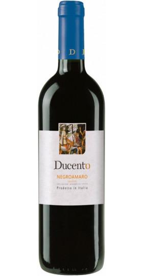 "Вино ""Ducento"" Negroamaro, Salento IGT, 2018, 0.75 л"
