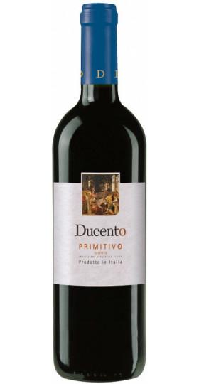 "Вино ""Ducento"" Primitivo, Salento IGT, 2018, 0.75 л"