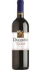 "Вино ""Ducento"" Valpolicella DOC, 2018, 0.75 л"