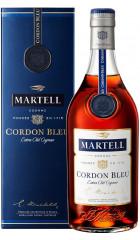 "Коньяк Martell ""Cordon Bleu"", with box, 0.7 л"