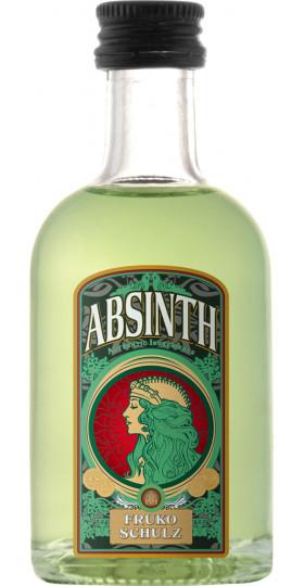 Абсент Fruko Schulz Absinth, 0.05 л