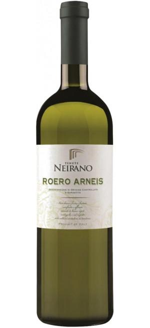 Вино Tenute Neirano, Roero Arneis DOCG, 0.75 л
