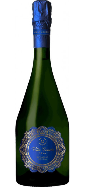 Игристое вино Villa Conchi, Cava Extra Brut Imperial, 0.75 л
