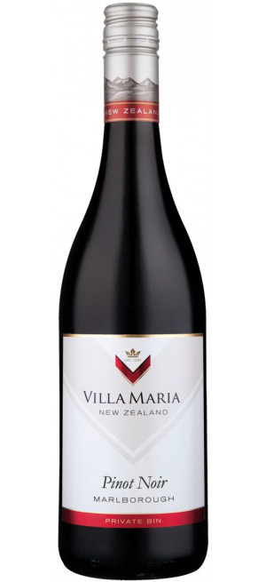 "Вино Villa Maria, ""Private Bin"" Pinot Noir, 2018, 0.75 л"