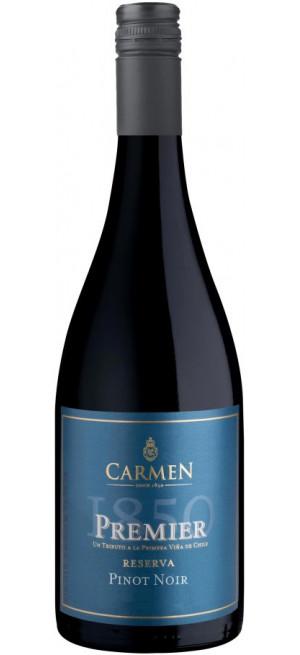 "Вино Carmen, ""Premier 1850"" Reserva Pinot Noir, 2018, 0.75 л"