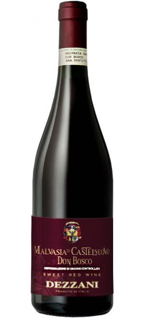 """Игристое вино Dezzani, Malvasia di Castelnuovo """"Don Bosco"""" DOC, 2019, 0.75 л"""