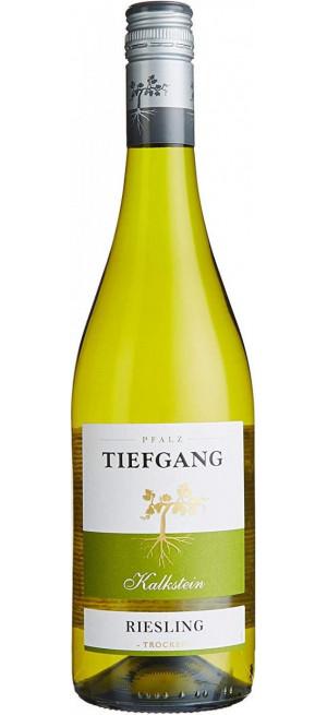 "Вино ""Tiefgang"" Riesling Kalkstein, 2019, 0.75 л"