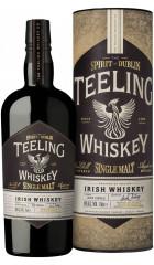 Виски Teeling, Irish Whiskey, in tube, 0.7 л